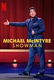 Michael Mcintyre Showman (2020) NETFLIX